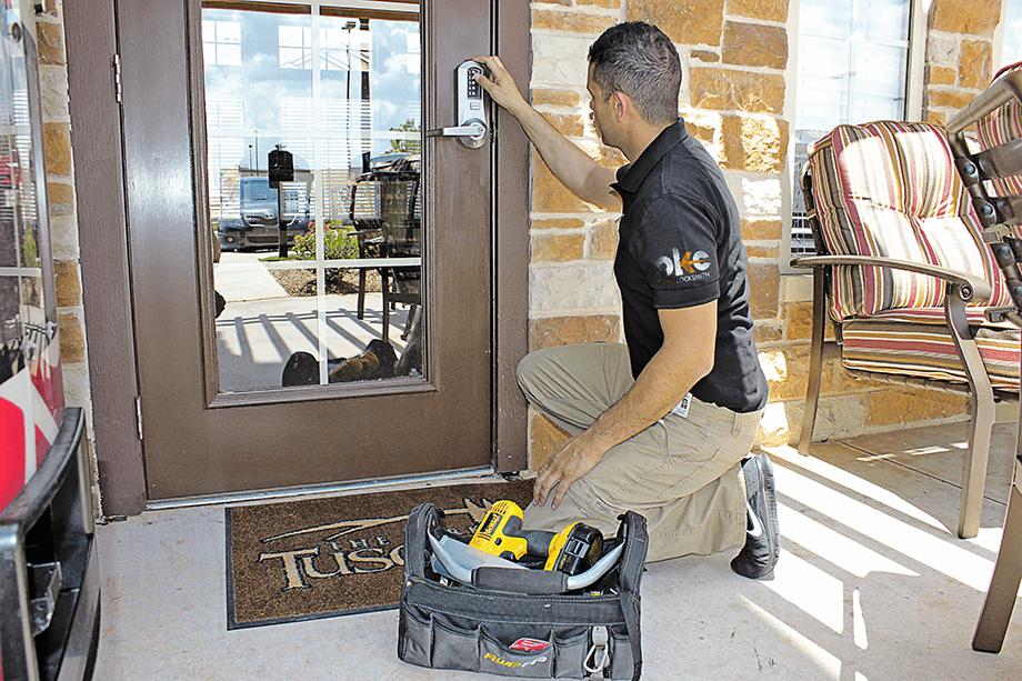 Your neighborhood locksmith in Norman OK